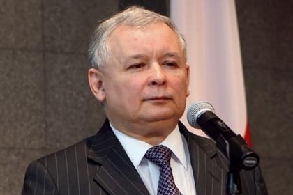 Качиньский: Германия неможет отказать Польше ввыплате репараций