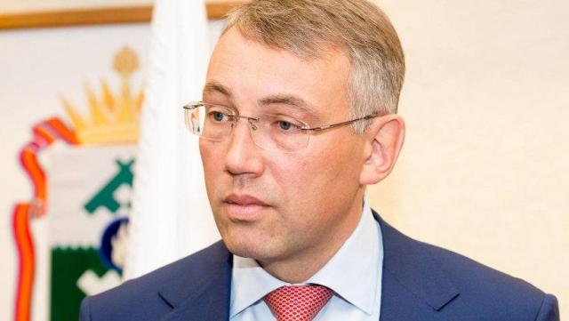 Губернатор Ненецкого автономного округа Кошин ушел вотставку