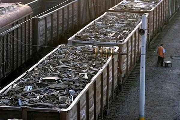 ВНевинномысске мужчина вынес с учреждения металлолома на200 тыс. руб.