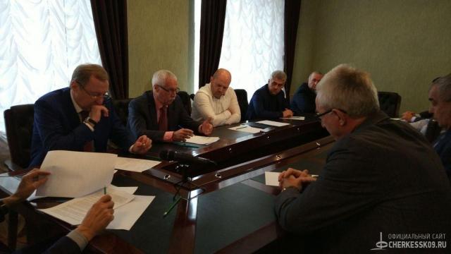 Оплату заохрану школ включат вбюджет Черкесска на следующий 2018г