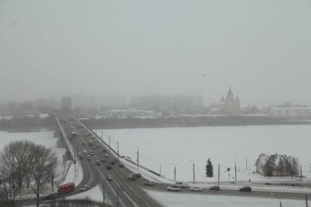 Погода вНижегородской области будет показана накарте Яндекса