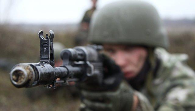 ВДНР сообщили  оподготовке украинской столицы  квойне