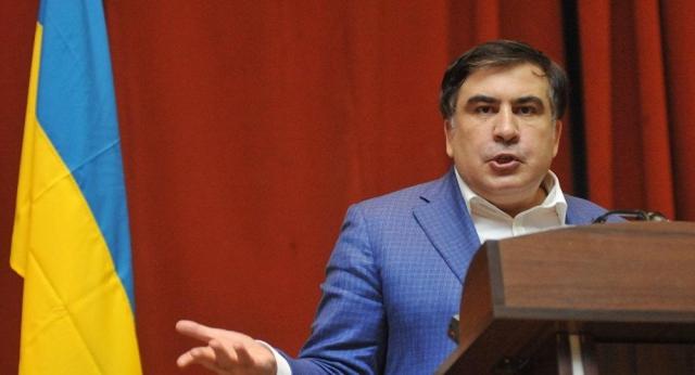 Михаил Саакашвили подал всуд наЛуценко