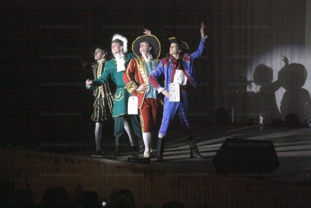 ВВолгодонске открыли профессиональный молодежный театр