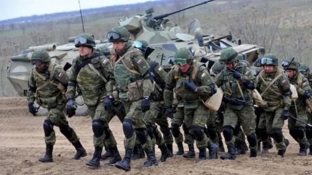 В Российской Федерации появится новая армия