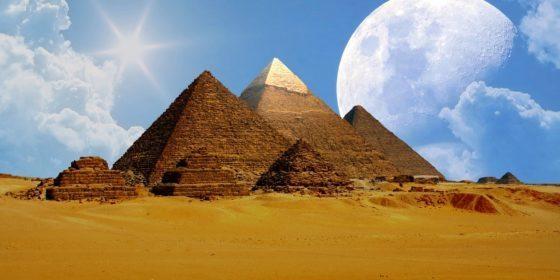 Втайной комнате пирамиды Хеопса может стоять метеоритный престол