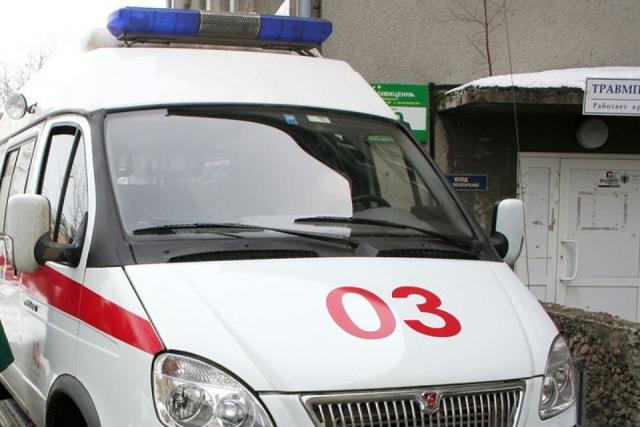 Машину «скорой помощи» угнали в Ростовской области