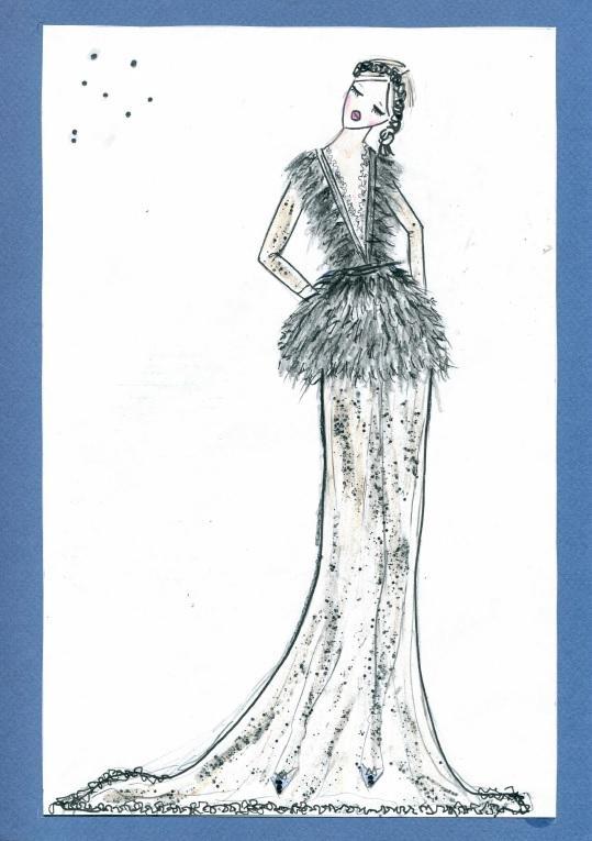 платья в клетку модные в 2014 году