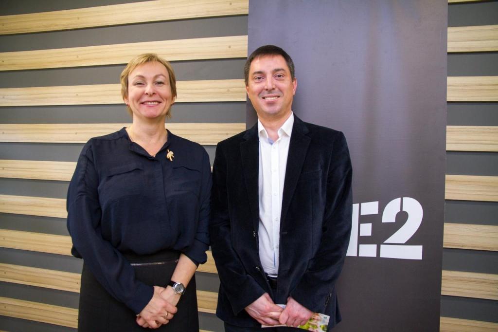 Татьяна Бурмистрова и Андрей Холодов