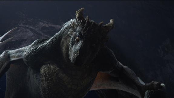 Кадр из фильма Он - дракон