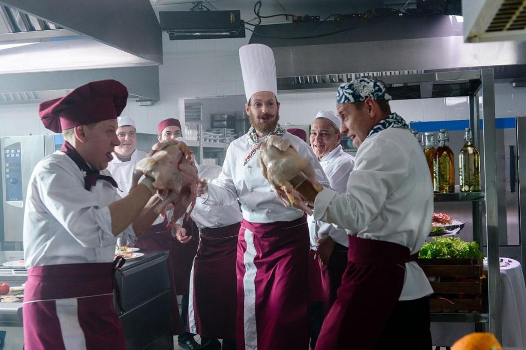 Чемпионат мира среди поваров