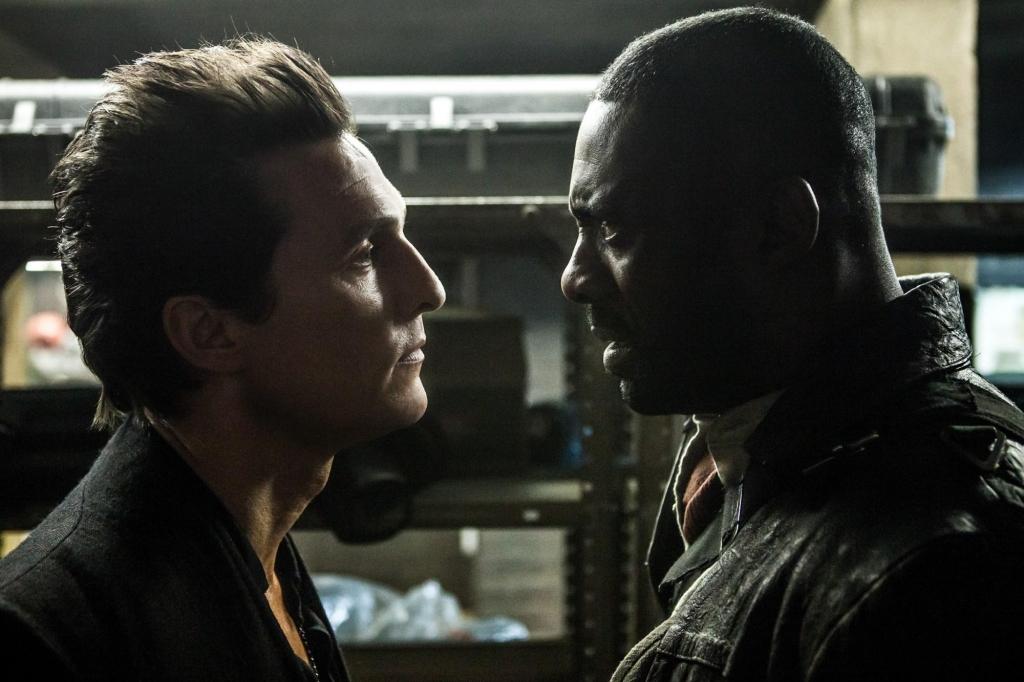 Противостояние Стрелка и Человека в чёрном длится уже очень долго