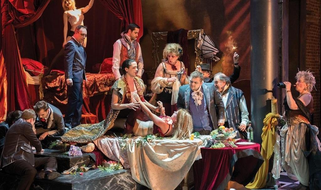 Международный оперный фестиваль имени Галины Вишневской