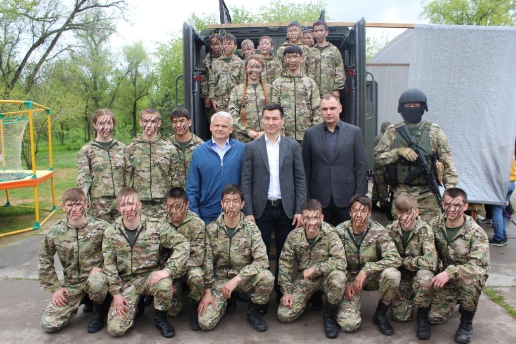 Фото: пресс-служба главка МВД по Республике Калмыкия