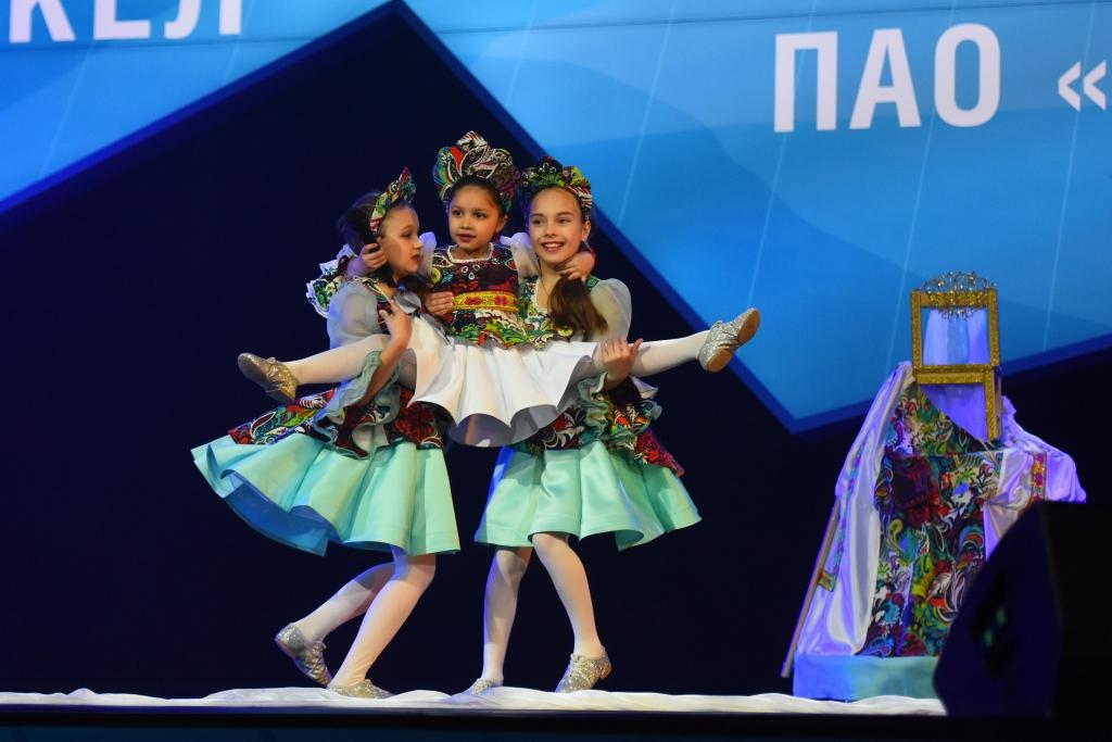 Анастасия Рогинская из Газпром ПХГ с песней царевны Забавы