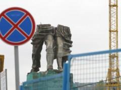 После 7 лет реставрации «Рабочий и Колхозница» вернутся на место