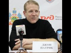 Джон Патрик, главный тренер MEG Gooingen
