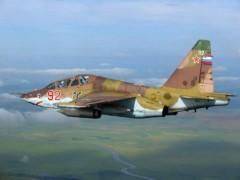 Новый русский штурмовик Су-25УБМ сдал экзамен на отлично.  Такую новость...  Летом текущего года концерном...