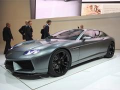 Компания Lamborghini передумала выпускать седан Estoque