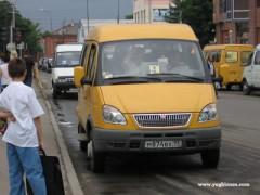 Для оптимизации маршрутной сети города с 21 апреля будет изменена схема движения автобусного маршрута 55.