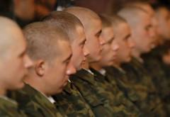 В Ярославле начался весенний призыв.