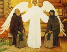 В Краснодаре заложен первый камень памятника святым Петру и Февронии Муромским