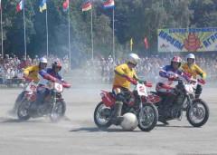 В Краснодаре состоялась пресс-конференция о развитии технических видов спорта в регионе