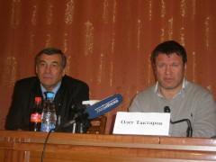 Олег Тактаров: В спорте Россия отстает от Запада лет на десять