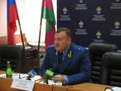 Виталий Ткачев отчитался о результатах расследования уголовных дел о тяжких и особо тяжких преступлениях, совершенных в Кущевском районе в прошлые годы