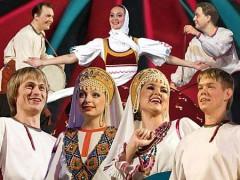 академический русский народный хор.