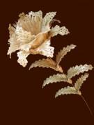 Выделяют четыре основных вида плетения из соломки: спиральное, прямое, плетение плоских и объемных плетенок.