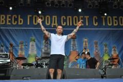 В Ростове состоялся фестиваль музыки и отдыха «Мосты»