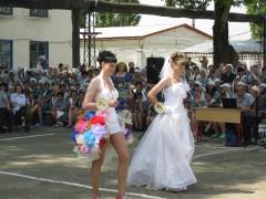 В Двубратской женской колонии прошел детский праздник и конкурс модельеров