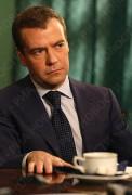Дмитрий Медведев дал интервью газете Financial Times