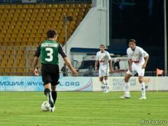 Футбольный матч «Краснодар» - «Анжи»