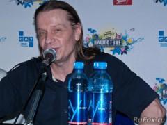 Валерий Кипелов: «Нашествие» порадовало качеством звука