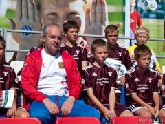 Игорь Шалимов провел в Краснодаре мастер-класс для детей
