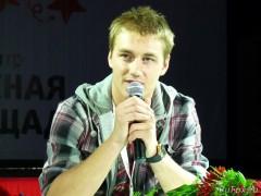 Закладка звезд Алексея Воробьева и Найка Борзова