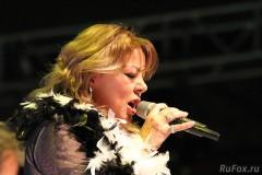Сандра выступила в Краснодаре