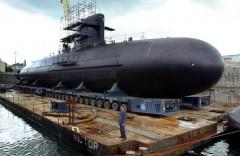 В 2012 году начнется строительство усовершенствованных стратегических атомных подводных лодок