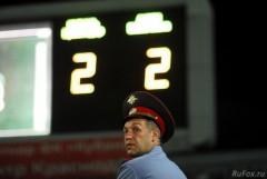 Матч между ФК «Кубань» и «Анжи» закончился результативной ничьей