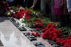 В Краснодаре почтили память погибших воинов ВОВ