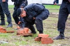 В Усть-Лабинске прошли учения спецназа