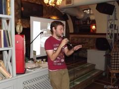 «Пивной сомелье» в Краснодаре повышает культуру пития