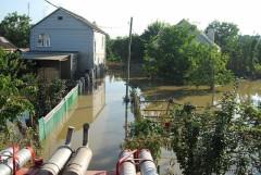 Хроника наводнения на Кубани. 6-13 июля