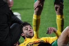 ФК «Кубань» проиграл в дерби