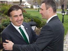 Саакашвили и Филат поддерживают евроинтеграционные устремления Украины