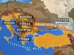 Словакия пытается противостоять строительству «Южного потока» в угоду Украины