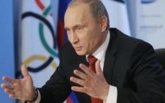 23–24 октября президент РФ совершит рабочую поездку в Сочи