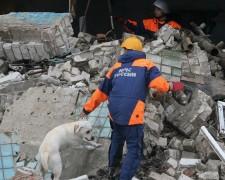 В Липецке рухнула стена многоэтажного жилого дома